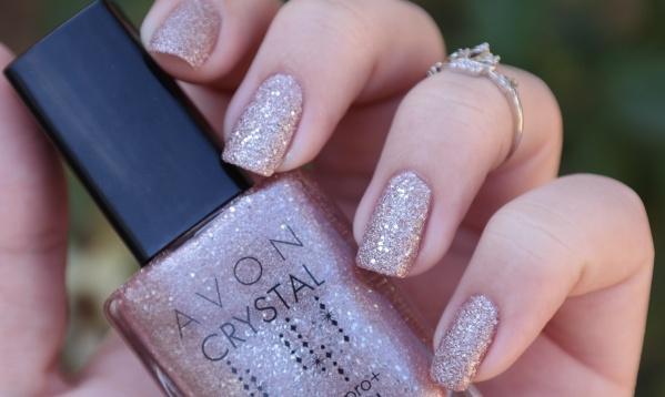 Nailwear Pró+Crystal Rosa.